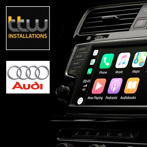 Audi Carplay - Apple - Android
