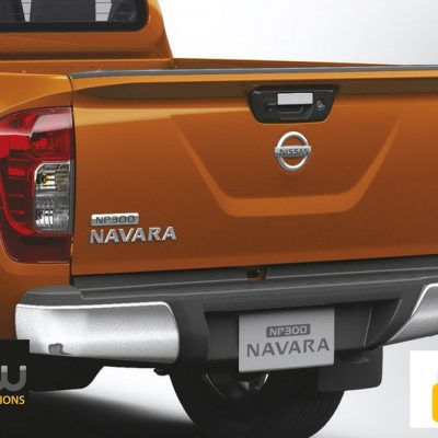 NISSAN NP300 NAVARA POWER LOCK CENTRAL LOCKING TAILGATE KIT
