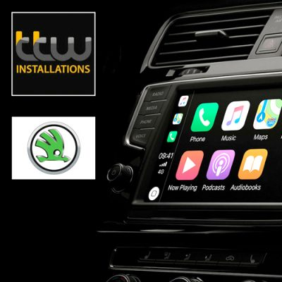 Skoda - Wireless CarPlay Interface