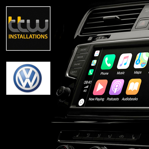 VW Wireless CarPlay Interface