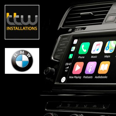 BMW Carplay - Apple - Android