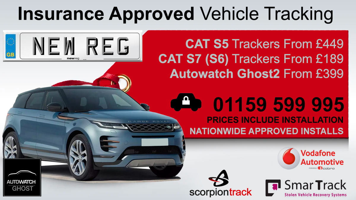 2020 Vehicle Tracking - Insurance Trackers - CATs5 - CAT S7 - Car Trackers - Installs UK - TTW Installations