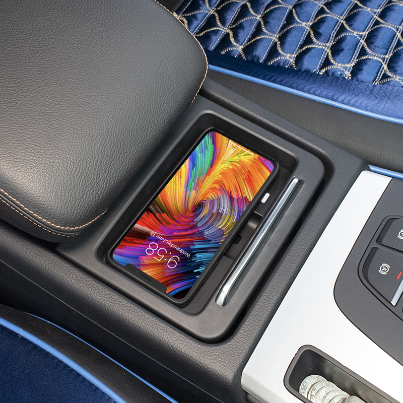 Vehicle Wireless Charging Solutions For Your Phone - TTW Installations