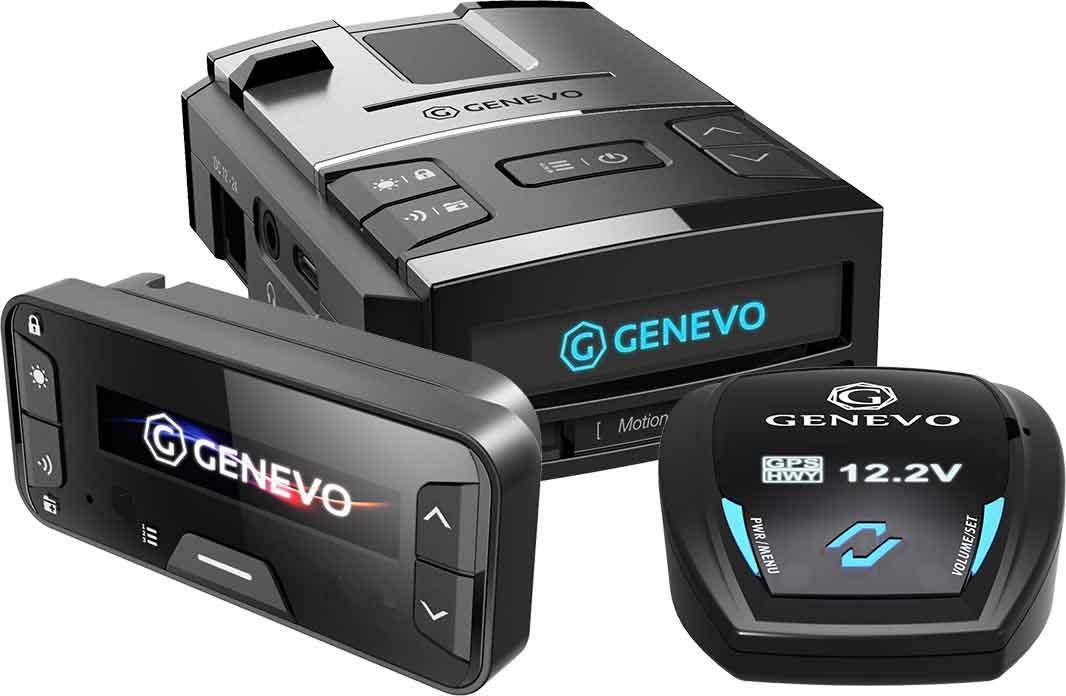 Genevo UK - Lastest Speed Camera Alert Systems