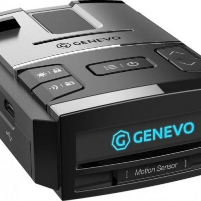 GENEVO MAX GPS - RADAR DETECTOR