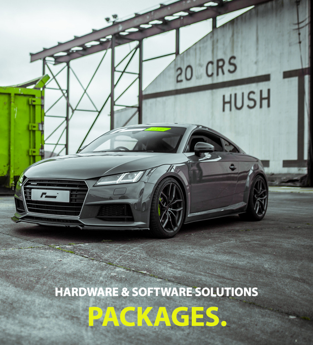 Racingline OEM Packages - TTW Installations - Nottingham