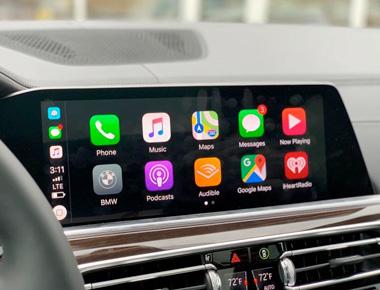 Apple-Carplay-upgrade coding BMW