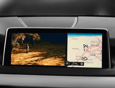 BMW - Video-In-motion Coding