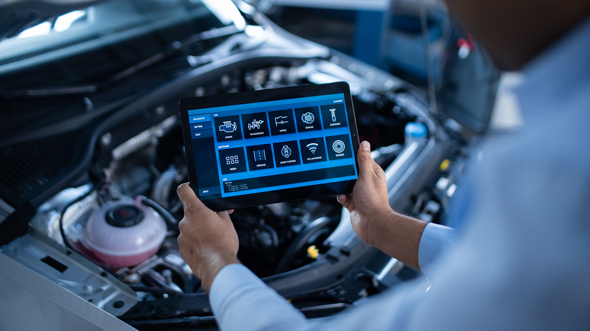 TTW Vehicle Coding Specialists Nottingham